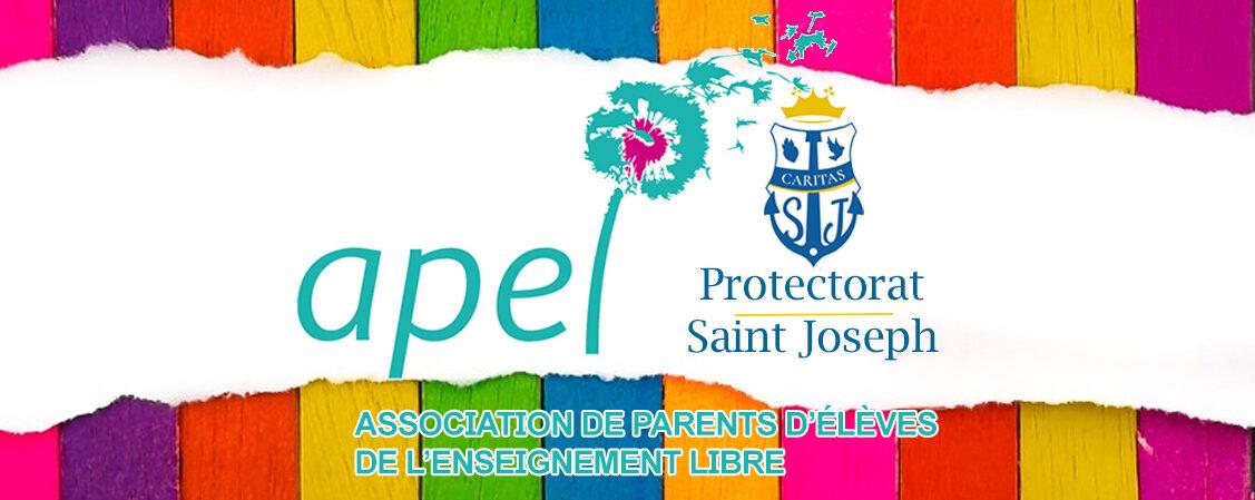 Logo for APEL protectorat Saint Joseph